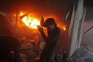 Per JAV antskrydžius žuvo daugiau nei 100 Sirijos režimo kovotojų