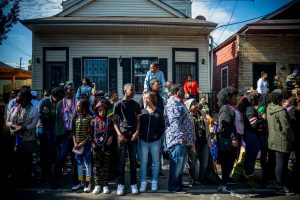 Naujajame Orleane per išpuolius nušauti trys žmonės, dar keli sužeisti