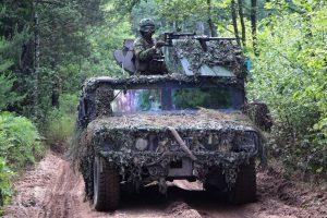 NATO greitojo reagavimo pajėgose budės apie 400 Lietuvos karių