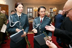 Atpildas už kariuomenės ir visuomenės draugystę