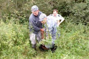 Į mišką pabėgęs neįgalus vyras ant kojų sukėlė kinologus