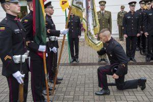 Prisiekė dar 36 Karo akademijos kariūnai