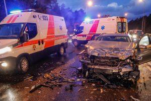 Per metus žuvusiųjų eismo įvykiuose sumažėjo dešimtadaliu