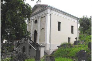 Išgražinta Vilniaus Bernardinų kapinių koplyčia