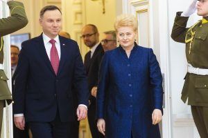 Šylant santykiams, Lietuvos ir Lenkijos prezidentai aptars dvišalius klausimus
