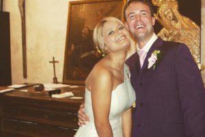 B. Nicholson mini santuokos metines: esu ištekėjusi jau 14 metų!