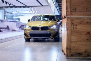 """Į Lietuvą trumpam užsuks naujasis """"BMW X2"""""""