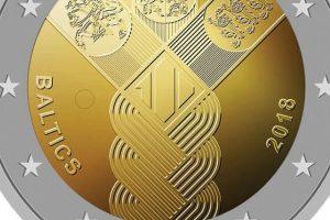 Ant Baltijos šalių monetos – lietuvio sukurta kasos pynė