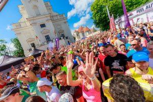 Sekmadienį Kauno centrą užtvindys bėgikai (bus eismo ribojimų)
