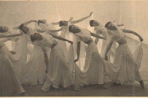 Kaune – reveransas išraiškos šokio pradininkei