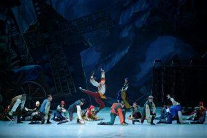 """Naujieji Operos teatre – su """"Don Kichotu"""" ir baleto žvaigždėmis"""