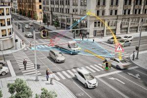 Pažangios sankryžos technologija užtikrins saugesnį eismą