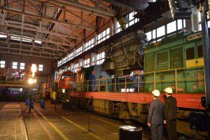 Lietuvoje pradėtas kurti pirmasis SGD varomas lokomotyvas