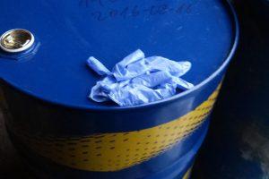 Šiaulių rajone užtikta per 500 litrų nelegalaus dyzelino