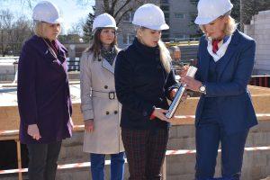 Ž. Pinskuvienė: kol Vilnius pjauna tujas, Širvintos stato socialinius būstus