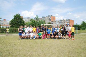Politiko M.Žilio rūpestis – atnaujinti sporto ir žaidimų aikšteles