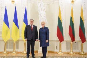 Lietuva ir Ukraina pasirašys dvišalę sutartį dėl socialinės apsaugos