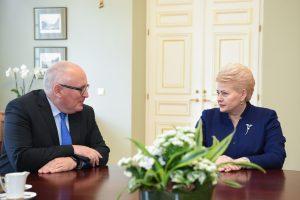 D. Grybauskaitė: Europos ateičiai reikia konkrečių darbų