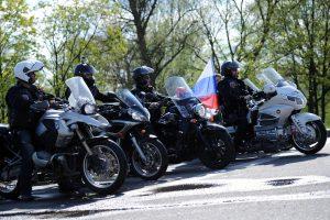 Lietuva neįsileido trijų Rusijos motociklininkų