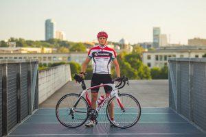 Iššūkis: ant dviračių – 1 200 kilometrų aplink Lietuvą
