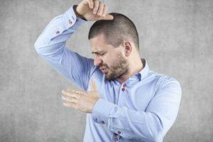 Prieš nemalonų prakaito kvapą – alūno akmuo