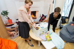 Suomija dalijasi patirtimi, kaip sukurti šalies socialinę gerovę