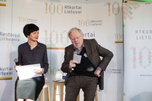 Pristatė renginių planą, kaip Lietuva švęs valstybės šimtmetį