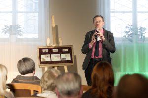 Šimtmečiui skirtais pašto ženklais norima priminti Lietuvos istoriją