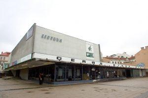 """Buvusiame kino teatre """"Lietuva"""" bus rengiamos ekskursijos"""