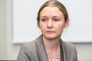 Ministras: Migracijos departamento direktorei trūksta kompetencijos