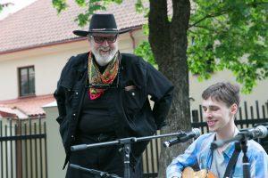 Gatvės muzika skambėjo Lietuvoje, Ukrainoje ir Armėnijoje