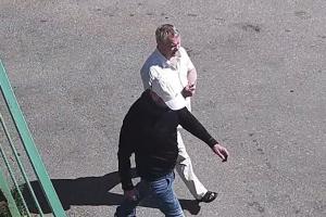 Garažų masyve sumuštas vyras – ieškomi asmenys gali turėti reikšmingos informacijos