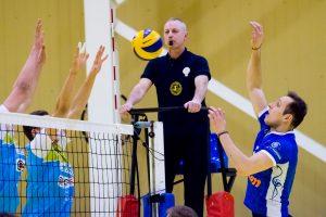 Vilniaus tinklininkų žygis link Baltijos čempionato medalių nutrūko ketvirtfinalyje