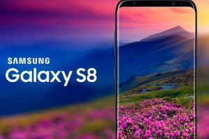 """""""Galaxy S8"""" ekranas – geriausias išmaniųjų rinkoje"""