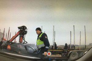 Vogtas automobilis 24-erių jaunuoliui virto karstu