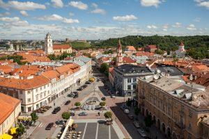 Paaiškėjo, kas rūpinsis Vilniaus turizmu ir įvaizdžiu