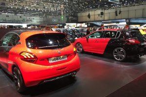 """Automobilių parodoje naujienų pažėrė ir """"Peugeot"""""""