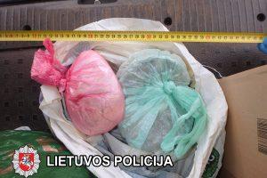 Policija nutraukė heroino tiekimo kanalą į čigonų taborą