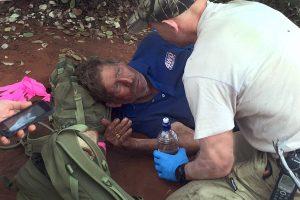 Australijos pasiklydęs medžiotojas išgyveno dykumoje valgydamas skruzdėles