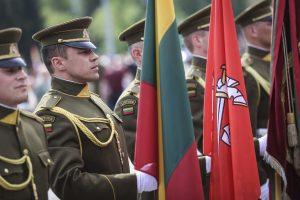 Kaune pagerbs žydus, kovojusius Lietuvos Nepriklausomybės kovose