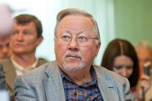 V. Landsbergis: Kremliaus svajonė – pašalinti A. Merkel