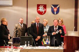 Ūkio ministras: Kauno rajonas sparčiai keičiasi
