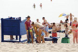 Reklama paplūdimiuose – epochinės reikšmės klausimas