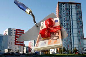 Konstitucinis Teismas pradeda nagrinėti nekilnojamojo turto mokestį