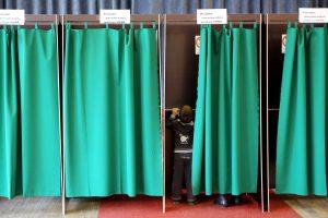 Rinkimuose jau balsavo daugiau kaip 2 tūkst. rinkėjų