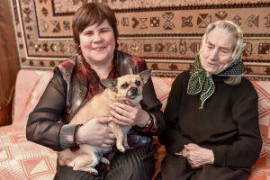 Neregė dainininkė: labausiai norėčiau pamatyti savo mamą