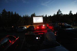 Dėl kino pajūryje – spūstys