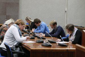 Uostamiestyje vyks Konstitucijos egzaminas