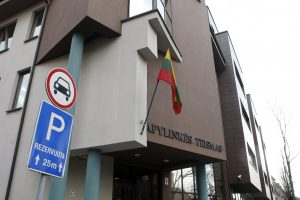 Prezidentė paskyrė Klaipėdos miesto apylinkės teismo pirmininką