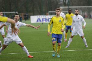Keturios Lietuvos futbolo A lygos X turo intrigos